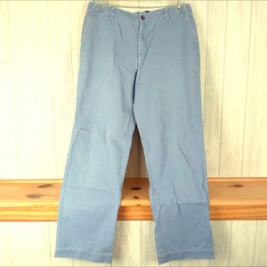 Gap Clean Cut ~ Blue Pants Slacks Trousers